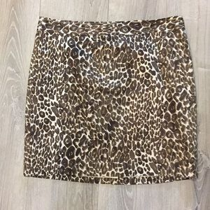 Loft skirt animal print 🦒🦒🐆🐆